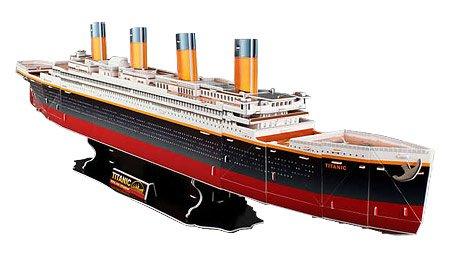 RMS Titanic Puzzle 113 Pieces