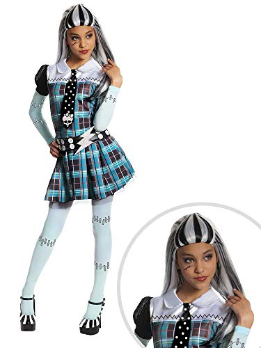 Monster High Frankie Stein Costume Kit Kids Small With -