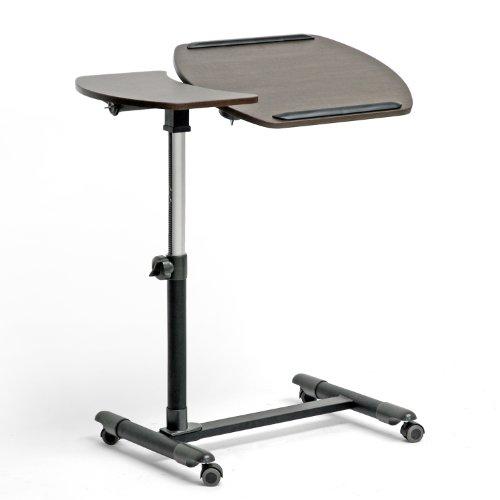 Baxton Studio Wheeled Laptop Control