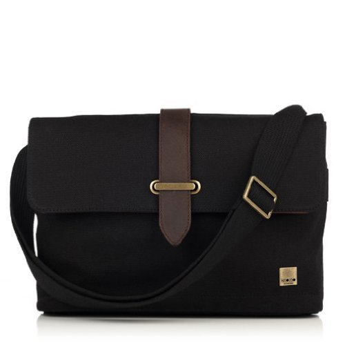 knomo-balham-troon-13-inch-cross-body-messenger-bag-black