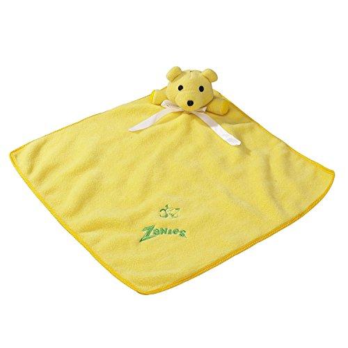 Zanies Snuggle Bear Blanket Yellow product image