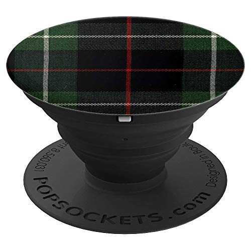 - Davidson Clan Scottish Tartan - PopSockets Grip and Stand for Phones and Tablets