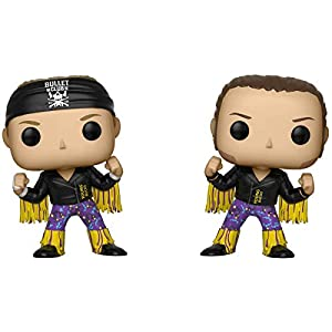 Funko Pop! New Japanese Pro Wrestling 2 Pack The Young Bucks (Hot Topic Exclusive)