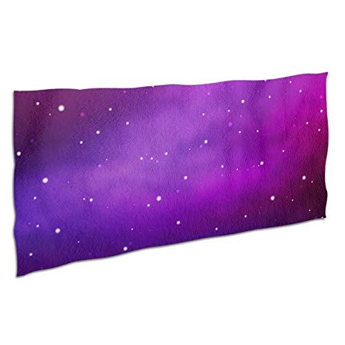 - Affany Microfiber Beach Towel, Absorbent Bath Towel Lightweigh, Oversized Starry Wallpaper Beach Blanket Perfect for Beaches/Pool/Bathroom/Travel