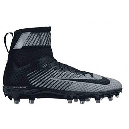 Nike Heren Dwingen Lunarbeast Elite Td Voetbal Cleat Zwart / Stealth / Wit