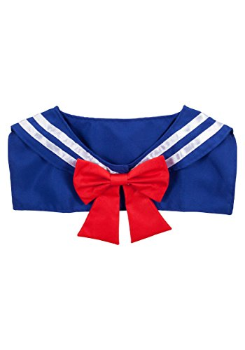 Sailor Collar Blue and Red - ST]()