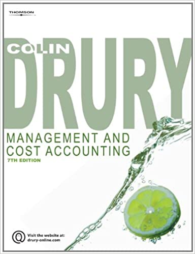 Management And Cost Accounting 8th Edition Pdf