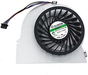DBTLAP Ventilador de la CPU para HP EliteBook 8570 W – Ventilador para portátil P/N mf60150 V1-c001-s9 a: Amazon.es: Electrónica