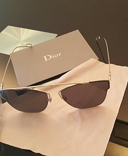 Homme Christian DIOR0204S Dior Matte C57 Argenté White fq8w0q