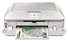Wireless All-In-One Small Printer with Scanner and Copier: Mobile and Tablet Printing with Air print and Google Cloud Print compatible