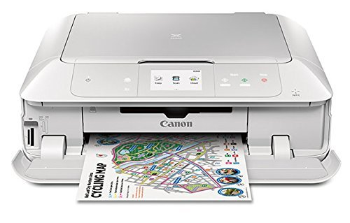 Canon MG7720 Wireless All-In-One Printer with Scanner and Copier: Mobile and Tablet Printing, with Airprint  and Google (Printers All In One Wireless Cd)