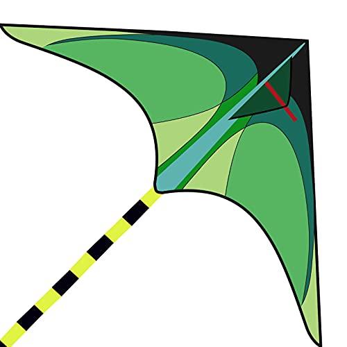 Motiloo Delta Kite for Kids & Adults,Large Delta Kite Easy to Fly Kite Best Kite for Beginner