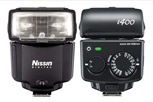 Nissin i400 Flash for Nikon Cameras