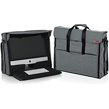 best sneakers 95383 f7d6c Gator Cases Creative Pro Series Nylon Carry Tote Bag for Apple 21.5