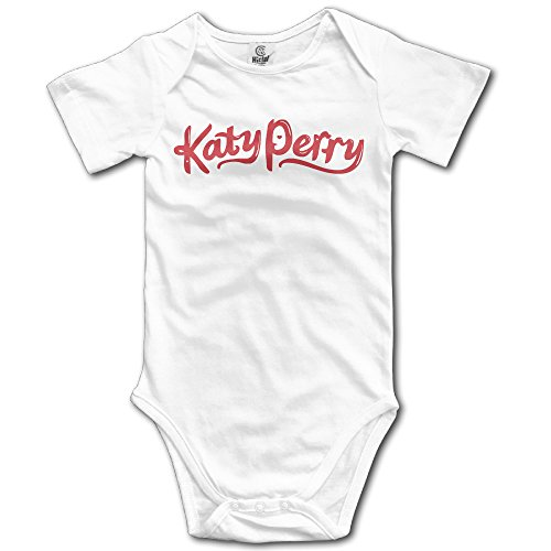 Katy Perry Outfits For Kids (Unisex Katy Perry Logo Baby Onesies Outfits Sleepwear)