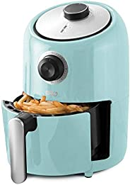 Dash (DCAF150GBAQ02) Compact Air Fryer Oven Cooker with Temperature Control, Non Stick Fry Basket, Recipe Guide + Auto Shut