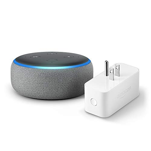 Echo Dot (3rd Gen) bundle with Amaz