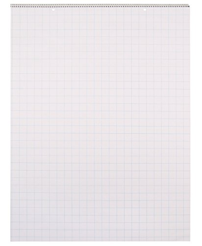 School Smart Grid Chart Tablet - 1 inch Square - 24 x 32 inches - 25 Sheet Pad
