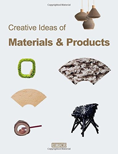 Creative Ideas of Materials & Products ebook