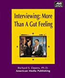 img - for Interviewing--More Than a Gut Feeling (Ami One Hour Series) by Richard S. Deems (1994-09-24) book / textbook / text book