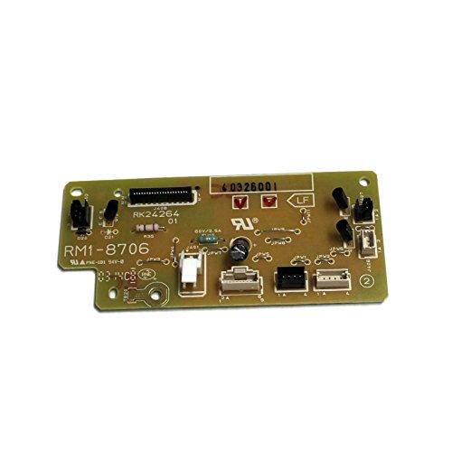 TM-toner © Genuine  LBP 7110CW MF8230 MF8280 Printer Driver PCB Assembly - Canon RM1-8706