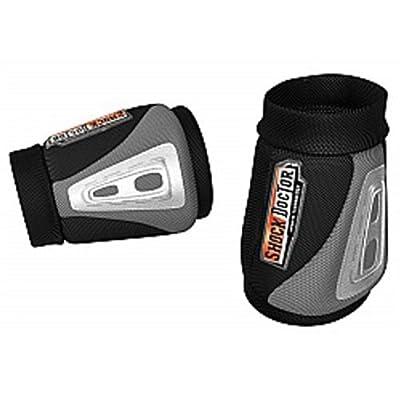 Shock Doctor Lacrosse Slash / Wrist Guards Adult Large: Toys & Games