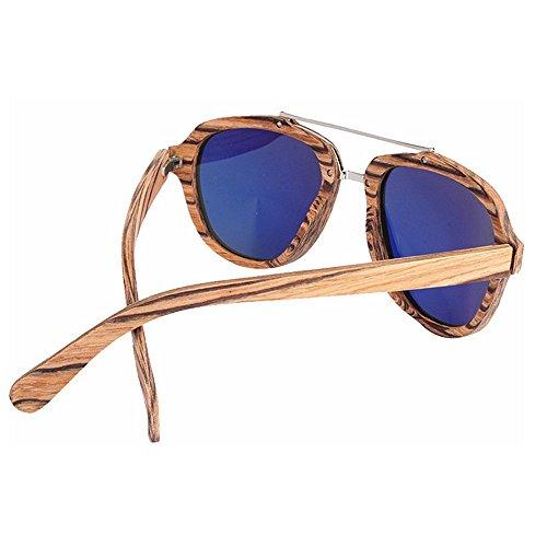 Protección UV400 Yxsd Lentes Azules de Sol Tonos Amarillo Unisex SunglassesMAN de Estilo Gafas Amarillo Aviador diseñador Color 8Hwyqz