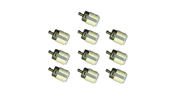 10 x Filtros de combustible para Echo, Stihl - Rep Echo ...