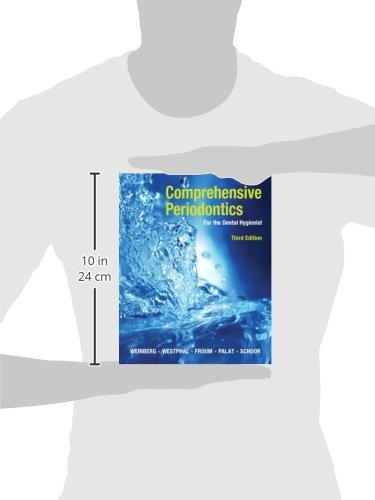 Comprehensive Periodontics for the Dental Hygienist (3rd Edition)