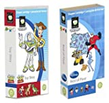 Cricut Disney/Pixar Cartridge Bundle: Toy Story & Best of Pixar