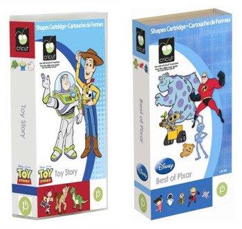 Cricut Disney/Pixar Cartridge Bundle: Toy Story & Best of...