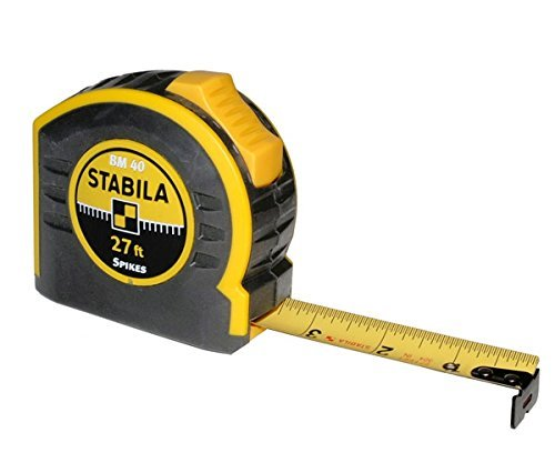 Stabila 30327 27-Feet Tape Measure