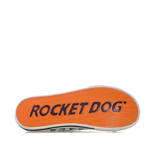 Rocket Dog Jazzin Park it Damen Sneaker Schwarz Schwarz