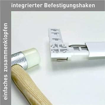 Farbe wei/ß light Gr/ö/ße 80x120cm Insektenschutz Fenster Fliegengitter M/ückenschutz Profi