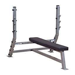 Body-Solid SFB349G ProClub Line Olympic Flat Bench