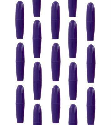 Purple XXL Bullet - Case of 144 by XR Brands