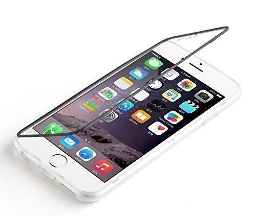 236 opinioni per Flip Cover iPhone 6, JAMMYLIZARD Custodia full-body protezione totale in