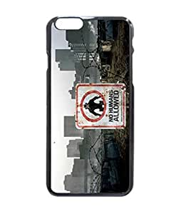"""District 9 Pattern Image Protective iphone 6 (4.7"""") Case Cover Hard Plastic Case For iPhone 6 - 4.7 Inches"""