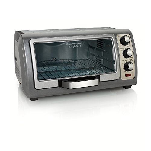 Electronic toaster oven