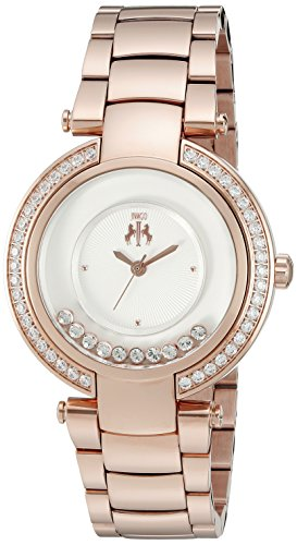 Jivago Women's JV1614 Celebrate Analog Display Swiss Quartz Rose Gold Watch