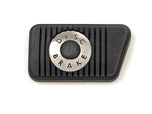 Mustang Disc Manual Brake - Mustang Brake Pedal Pad Disc Manual Transmission 1964 1/2 - 1973