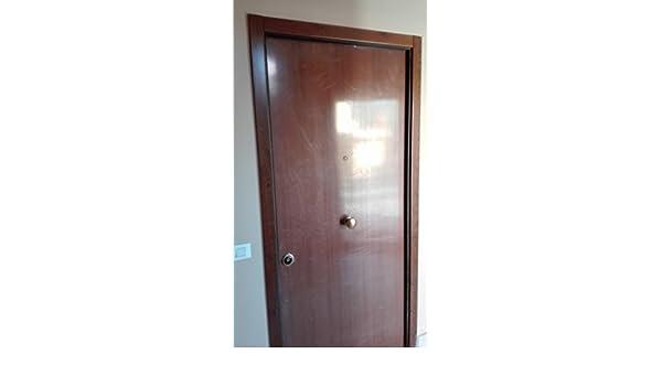 Porta Blindata Italia - Puerta blindada de 80 x 210 cm - Clase 3 ...