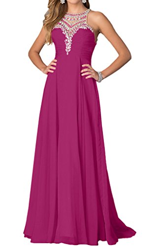 Evening Avril Rose Dress Rhinestone Prom Long Chiffon Brought Round Illusion Deep Dress wH7wOqC1