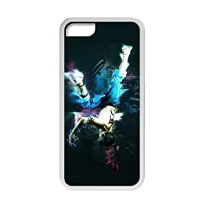 Welcome!Iphone 5C Cases-Brand New Design Cool Street Dance Hip Hop Printed High Quality TPU For Iphone 5C 4 Inch -04