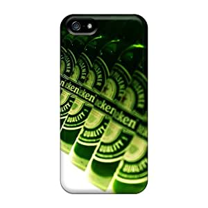 5/5s Scratch-proof Protection Cases Covers For Iphone/ Hot Heineken Phone Cases