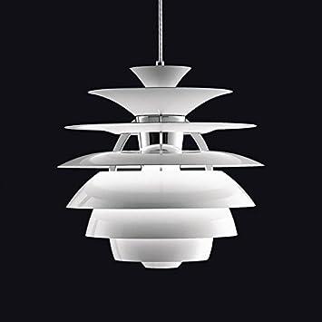 ai lamp einfachen europischen stil moderne kreative esszimmer wohnzimmer schneeball pendelleuchte - Moderne Kreative Esszimmer