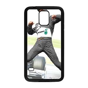 WAGT Michael Schumacher Black Phone Case for Samsung Galaxy S5