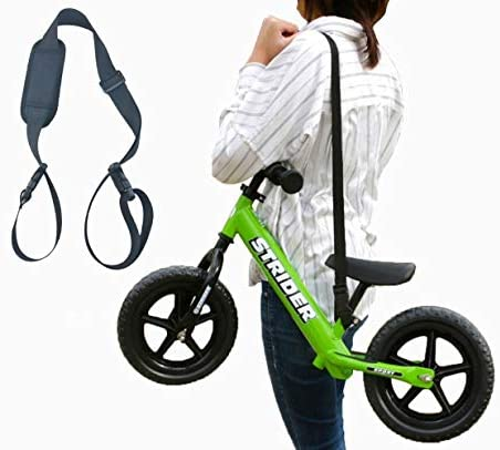 [해외]Favour 스 트라이 더 캐리 벨트 페달 없는 자전거 세 발 자전거 スケボ? 휴대가 편리한 스 트라이 더 스트랩 / favor strider carry belt pedals without bicycle tricycle skateboarding carry convenience strider strap