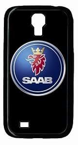 Popcustom saab car Black PC Samsung Galaxy S4 I9500 Case, Designed saab car Samsung Galaxy S4 I9500 Covers