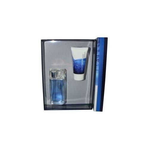 L'eau Par Kenzo By Kenzo For Men Edt Spray 1.7 Oz & Hair And Body Shampoo 1.7 Oz